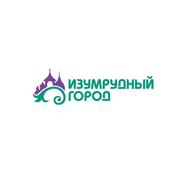 Логотип площадки ТРЦ Изумрудный город
