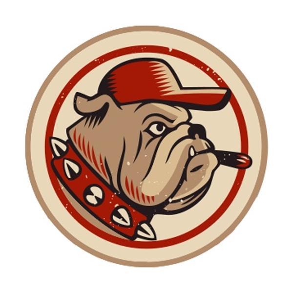 Логотип площадки Бульдог